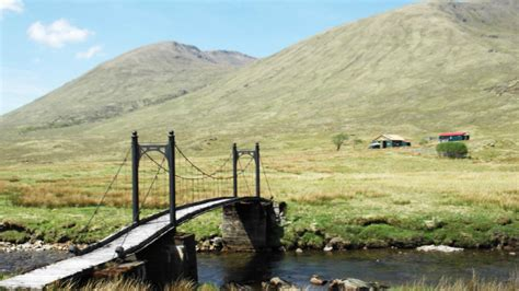 glen affric glen affric youth hostel syha hostelling scotland