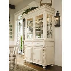 ordinary Paula Deen Kitchen Cabinets #1: Paula-Deen-Home-Sweet-Tea-China-Cabinet-in-Linen.jpg