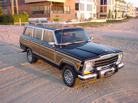 Jeep Wagoneer Parts Jeep Wagoneer History Photos On Better Parts Ltd