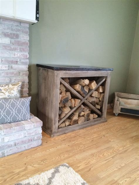 best 25 indoor firewood storage ideas on