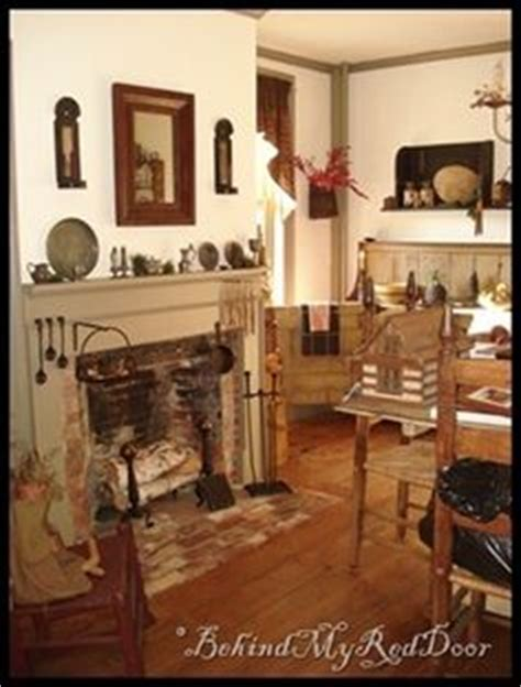 Early Home Decor by Early American Decorating On Primitive