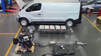 Renault Trafic Battery Renault S Innovative Second Use For Lithium Ion Car