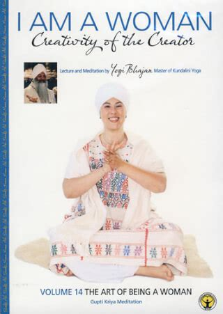 art of being a the art of being a woman yogi bhajan dvd