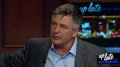Alec Baldwin On The View This Friday by Msnbc S Up Late With Alec Baldwin Debuts With Policy