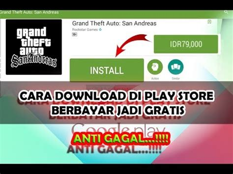 gadoga com cara download game dan aplikasi di play store cara download aplikasi dan game berbayar di play store
