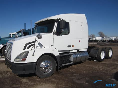 volvo trucks 2007 models 2007 volvo vnl64t610 for sale in sawyer ks by dealer