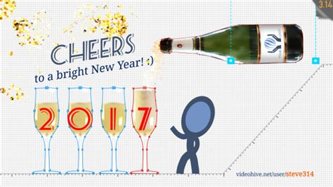 new year 2016 after effects template videohive new year greetings free free after