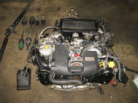 Subaru Legacy B4 Engine 2000 2004 Subaru Legacy Sti Gt B Gt B4 Rsk Be5 Bh5 Engine