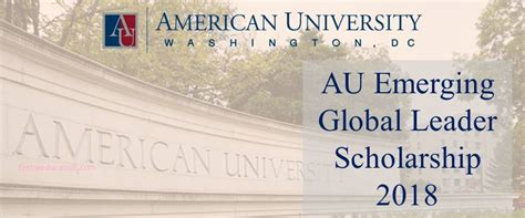 American Mba Scholarship by Usa Scholarships For Students 2018 Usefp