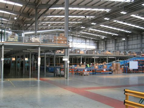 warehouse mezzanine floor installation acorn warehouse