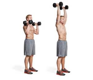 Incline Bench 30 Degrees The 30 Best Shoulder Exercises Of All Time