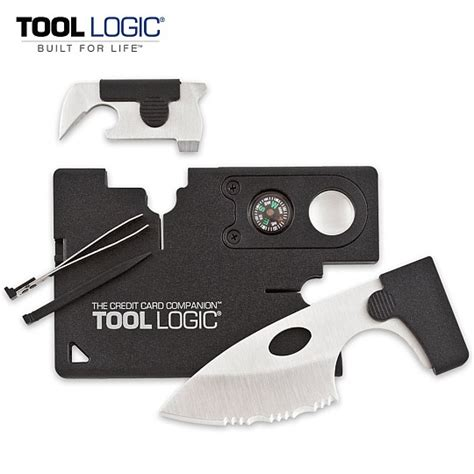 wallet tool card thin pocket wallet sized multi tool credit card