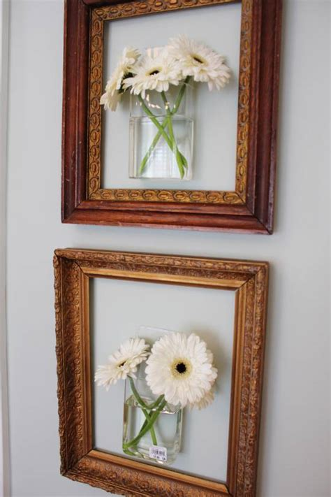 exquisite home interior decoration using frame wall decor use empty frames to decorate home ultimate home ideas