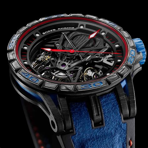 Jam Tangan Roger ini dia jam tangan andalan roger dubuis di sihh 2018