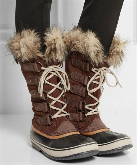 the best winter boots for 12 chic snow boots to buy now and wear later instyle