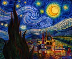 Starry Night Pablo Picasso Starry Night Images Amp Pictures Becuo