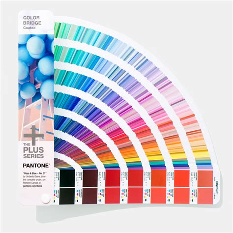 color c the pantone color bridge coated guide for pms color