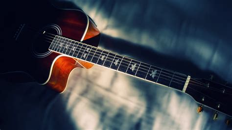 acoustic guitar wallpaper wallpaper high definition high quality widescreen