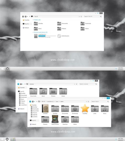 themes for windows 8 1 icons enfi ipack icon installer for win7 8 1 10 cleodesktop
