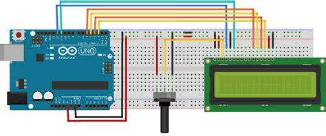 len parallel schalten pc revue arduino pripojenie a pr 225 ca s lcd displejom