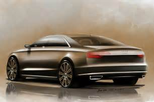 2015 audi a8 continues with new sketches photo