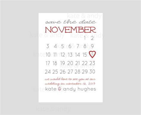 save date cards templates save the date save the date calendar card printable wedding