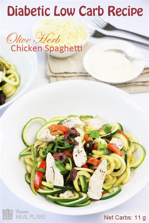 carbohydrates olives low carb diabetic olive herb chicken spaghetti