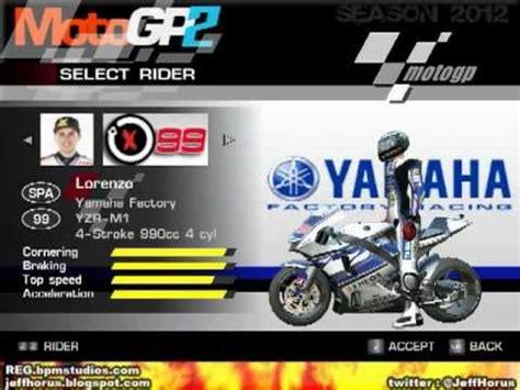 game balap motogp mod apk motogp 2012 game mod motogp 2 youtube