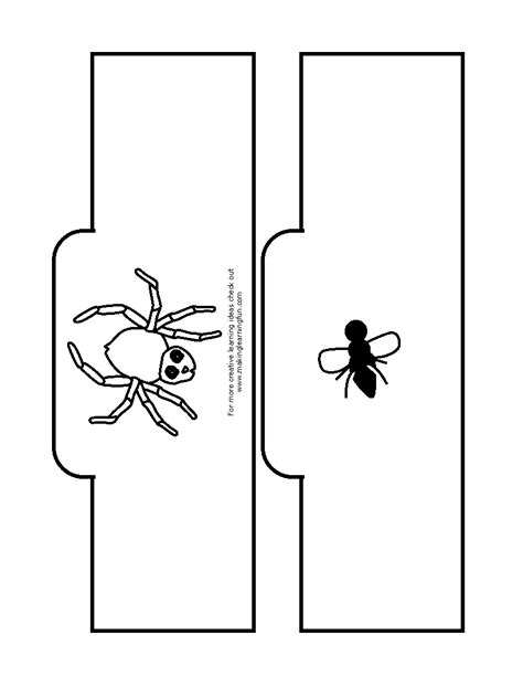 printable alphabet headbands arts infused unit plan tuesday book quot the very busy spider quot