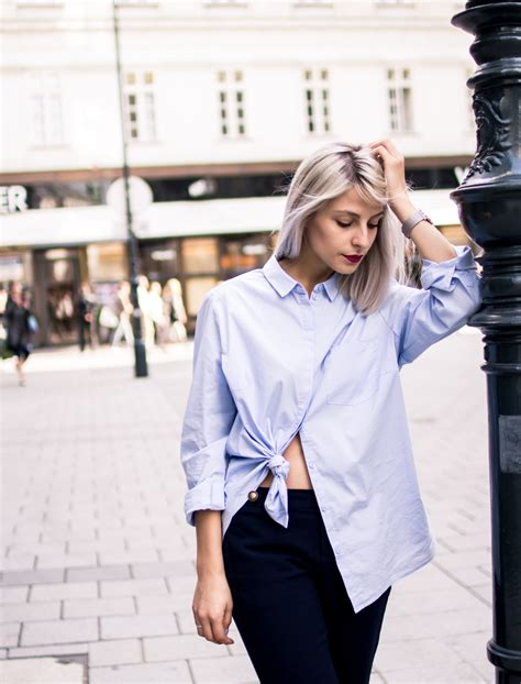 Ways To Wear An Oversized by 5 Ways To Style Your Oversize Button Shirt The