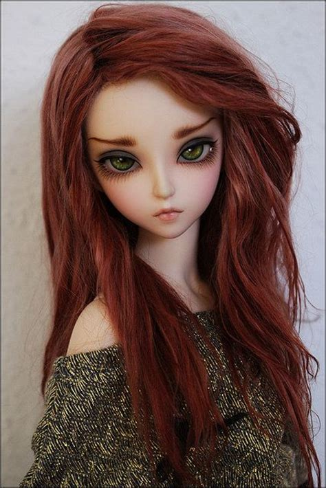 Solone Captivating Doll Eyebrow Pencil jointed doll the faceup on eyebrows so much expression dollspiration