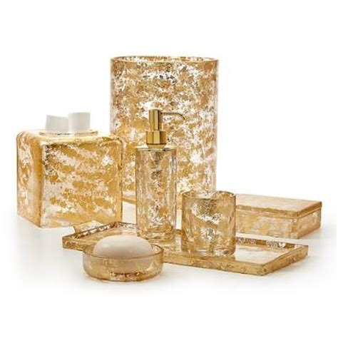 frontgate bathroom accessories labrazel lydia gold bath accessories frontgate