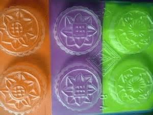 Grosir Grosir Cetakan Puding Jelly Agar Cake Bunga Flower Cantik jual cetakan agar agar jelly impor beragam bentuk