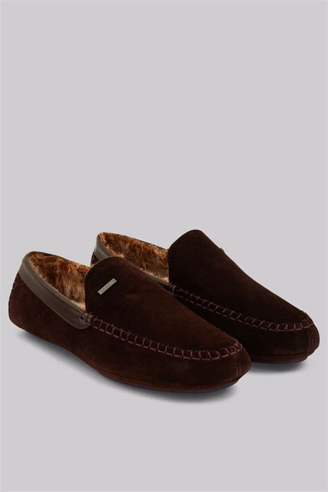 Ted Baker Browen ted baker moriss brown silppers