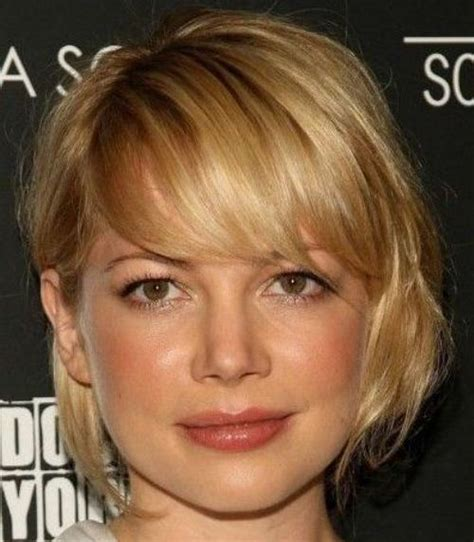 shaggy bob haircuts round face 20 cute short hairstyles for round faces