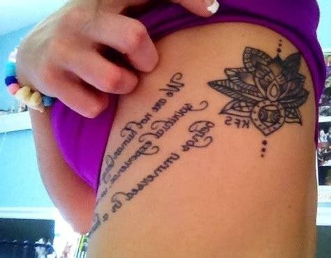 fiore di loto maori tatuaggio fiore di loto maori tatuaggio