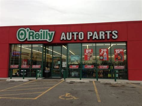 o reilly auto parts park il yelp