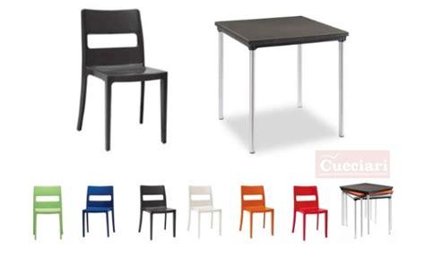 tavoli e sedie economici arredamenti bar economici cucciari arredamenti