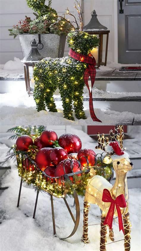 christmas sleigh images  pinterest christmas decor christmas deco  christmas crafts