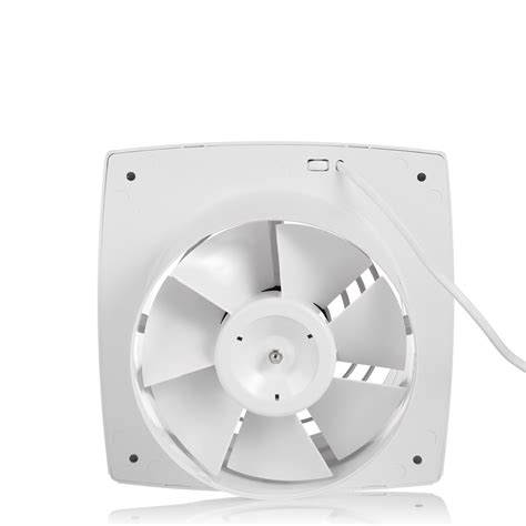 small wall exhaust fan 6 quot 150mm 160cfm small light bathroom wall mounted exhaust