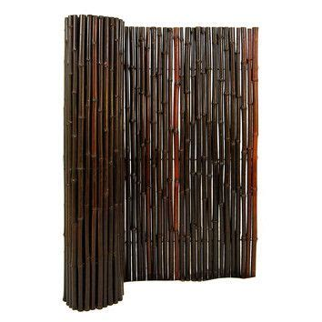 Backyard X Scapes Rolled Bamboo Fencing The World S Catalog Of Ideas
