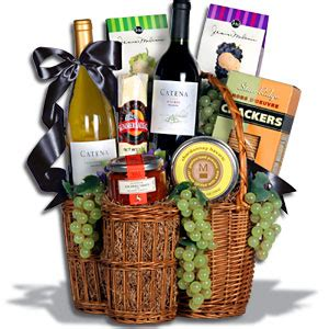 awesome gift baskets unique gift baskets and gorgeous punch wine