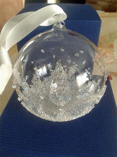 swarovski swarovski 2013 christmas ball ornament 5004498