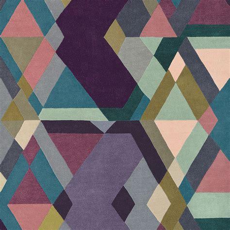 light purple rug buy ted baker light purple mosaic rug 140x200cm amara