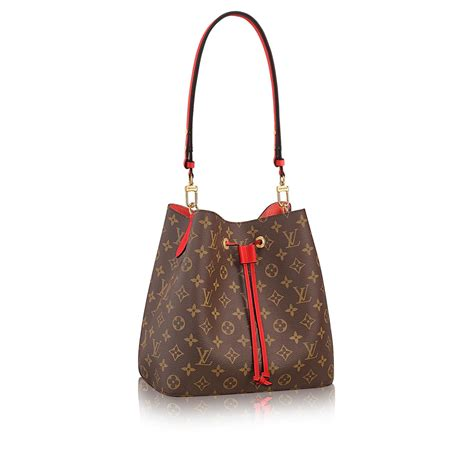 Bag Lv Neo Noe Handbag luxury monogram canvas and leather handbag neonoe louis vuitton