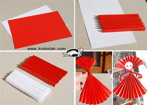 Paper Folding For Ideas - krokotak 3 easy paper ideas for baba marta