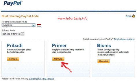 cara membuat paypal untuk ptc motivator ptc indonesia bagaimana cara membuat rekening