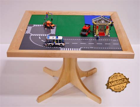lego table for glue wood wall