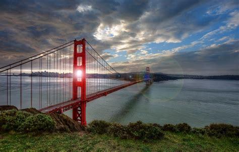 Golden Gate Bridge Supreme Iphone All Hp wallpaper golden gate bridge san francisco images for desktop section пейзажи