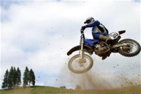 Versicherung F R Motorradfahrer by Motorrad Unfallversicherung F 252 R Motorsport Motocross Und
